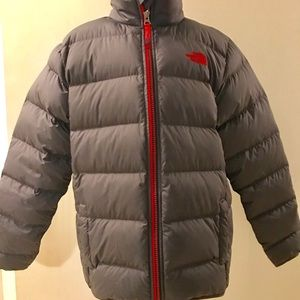 North Face Boys Sized 14-16 Puffer Coat